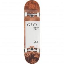 "Skate Globe G2 Typhoon Salmon 7.75"""