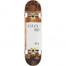 "Skate Globe G2 Typhoon Black 8"""