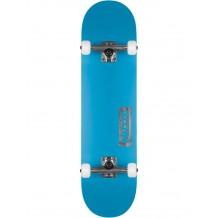 "Skate Globe Goodstock Neon Blue 8.375"""