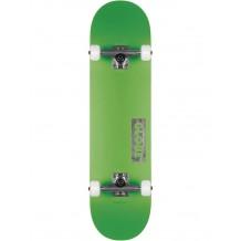 """Skate Globe Goodstock Neon Green  8"""""""