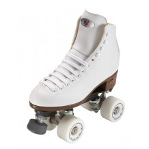 Roller Riedell 111 Angel Blanc