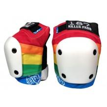 Genouilleres 187 Slim Pads Rainbow