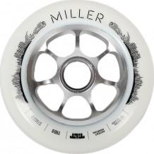 Roue Tilt Miller stage 2 blanc