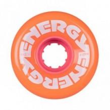 Roues Radar Energy 62mm 78a Oranges