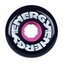 Roues Radar Energy 62mm 78a Noires