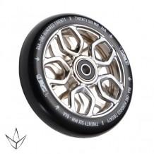 Roue Blunt 120mm Lambo silver