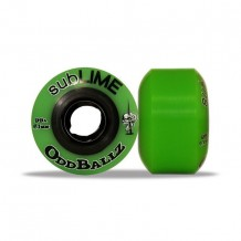 Set de roues Abec11 Sublime OddBallz 61mm