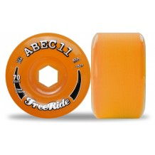 Set de roues Abec 11 freerides Stoneground 72mm 81a à prix canon !