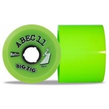 roue Abec 11 bigzig couleur 75mm 83a