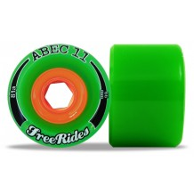 roue Abec 11 freerides 66mm