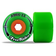 roue Abec 11 freerides 77mm