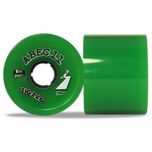 roue Abec 11 zigzag 70mm