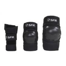 Pack de protections SFR noir pour enfant
