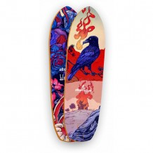Deck Alternative Wrobel Wood 35.4""