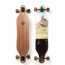 Longboard Arbor Axis Photo Collection Dessert 40""