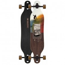 "Longboard Arbor Axis Photo ""Surf Trip"" 40"""