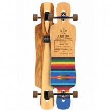 "Longboard Arbor Catalyst Flagship Series 41"""
