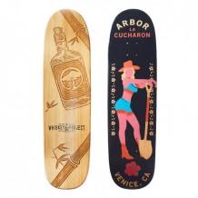 "Deck Arbor Cucharon Legacy Bamboo 32"""