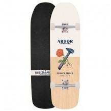 Longboard Arbor Martillo Rose Collection 32""