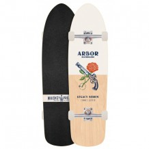 Longboard Arbor Pistola Rose Collection 32""