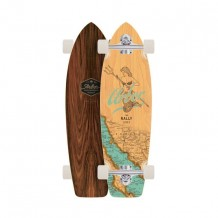 Cruiser Arbor Rally Groundswell Series 'Mermaid' 30.5""