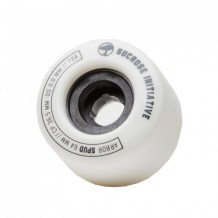 Roues Arbor Spud 64mm 78A blanc