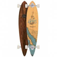 Longboard Arbor Timeless Groundswell Series 'Mermaid' 42""