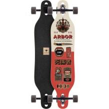 "Longboard Arbor Axis GT Artist 40"""