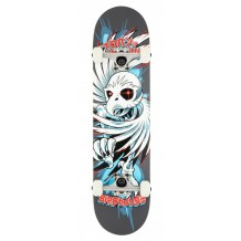 Skate Birdhouse Stage 1 Hawk Spiral grey 7.75""