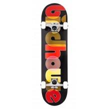 "Skate Birdhouse Stage 1 Opacity Logo Noir 8"""