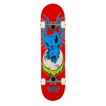 "Skate Birdhouse Falcon Egg 7.75"" Rouge"