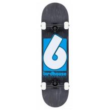 "Skate Birdhouse Stage 3 B Logo Black 8"""