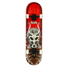 "Skate Birdhouse Hawk Gladiator 8.125"" Rouge"