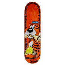 Deck Pro Birdhouse Jaws Tiger Orange	8.25""