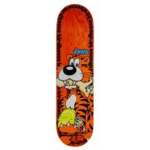 "Deck Pro Birdhouse Jaws Tiger Orange8.25"""
