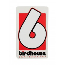 Stickers Birdhouse B Logo Smal