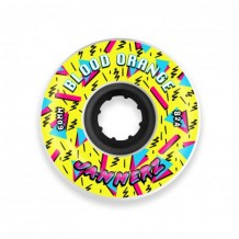 Roues Blood Orange Jammerz 60mm 82a Yellow/Multi