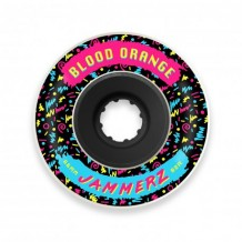 Roues Blood Orange Jammerz 66mm 82a Black/Purple/Blue