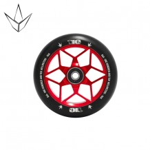 Roue Blunt 110 mm Diamond Rouge