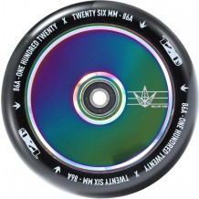 Roue Blunt 120mm Hollow core Oil slick