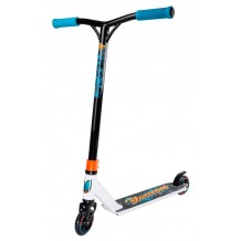 Trottinette Blazer Pro Distorsion Series Orange/Blanc