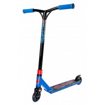 Trottinette Blazer Pro Distorsion Series Bleu/Rouge
