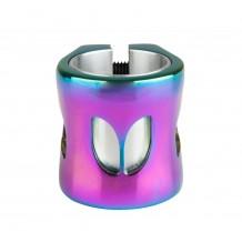 Double collier de serrage Blazer Pro Altus oil slick