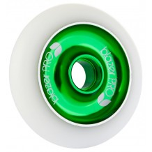 Roue Blazer Core alu 100mm white/green