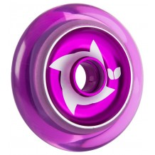 Roue Blazer Pro Shuriken Core alu 100mm Purple