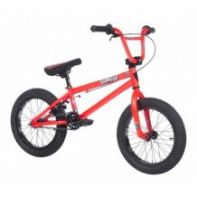 "BMX Subrosa Altus 16"" Satin Fury Red 2019"