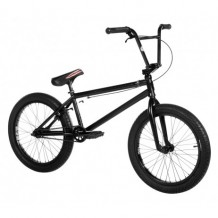 "BMX Subrosa 21"" Salvador XL Freeco Satin black 2019"