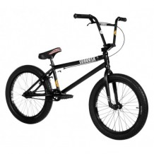 "BMX Subrosa 21"" Salvador XL Satin black 2019"