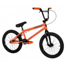 "BMX Subrosa Tiro 18"" Satin orange 2019"
