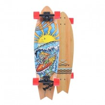 "Surfcruiser Bustin Fish 32"" Surfy Surfy"
